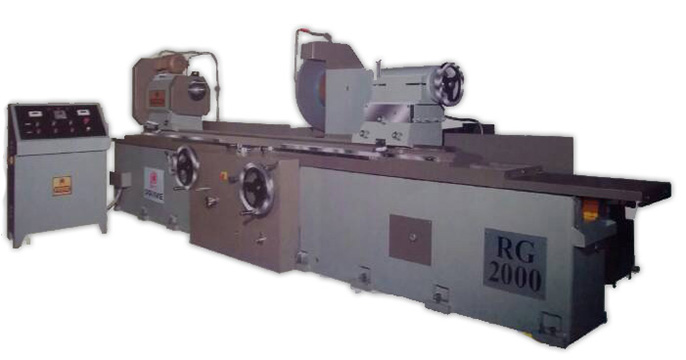 Auto Camber Roll Grinding Machine
