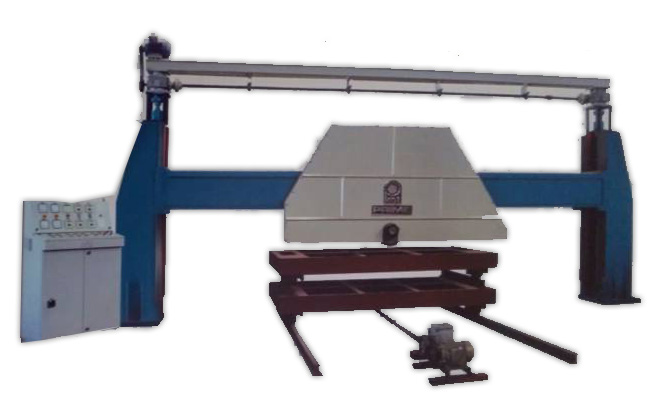 Automatic Granite Block Cutter Machine